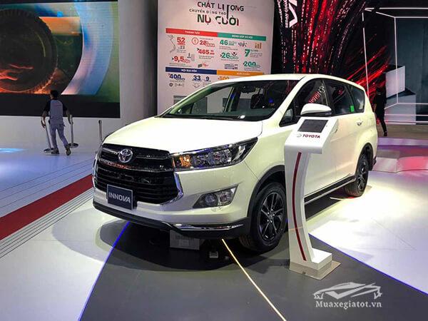 Đánh giá xe gia đình 7 chỗ Toyota Innova 2019