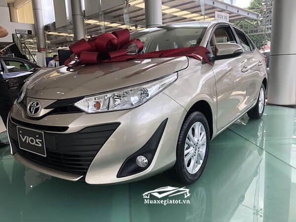 Toyota Vios E số tự động