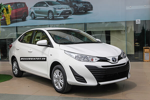 Toyota Vios E số sàn