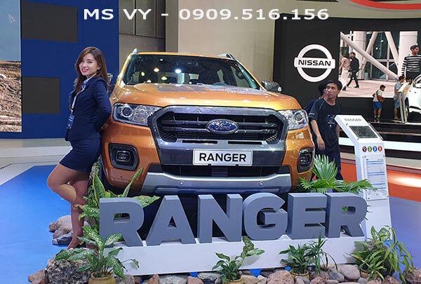 Xe bán tải Ford Ranger 2019