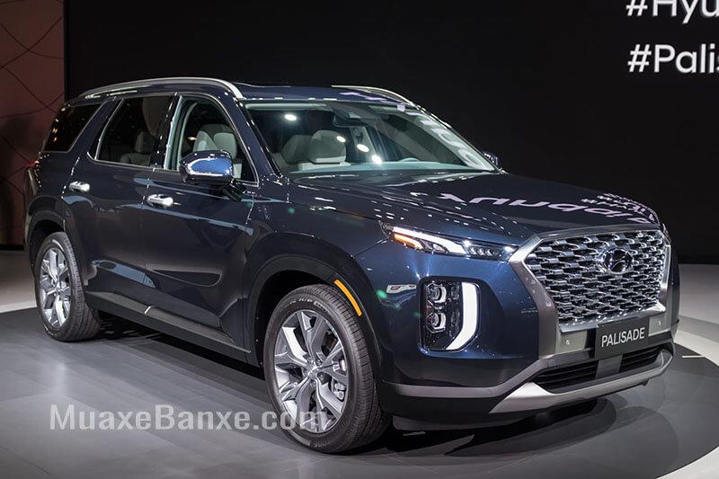 2 - Những đối thủ sẽ ngáng đường Hyundai Palisade 2020 khi xe ra mắt Việt Nam