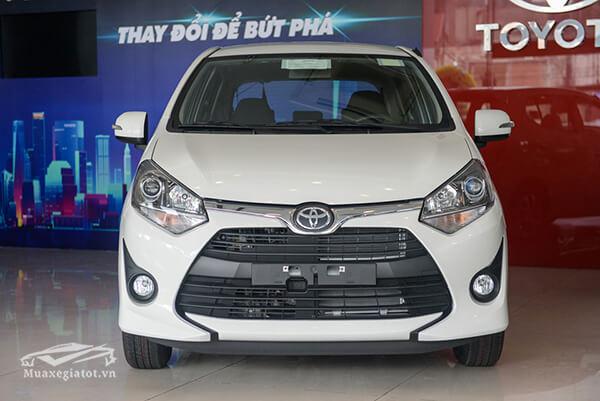 Đánh giá xe cỡ nhỏ Toyota Wigo 2020 kèm giá bán 03/2020