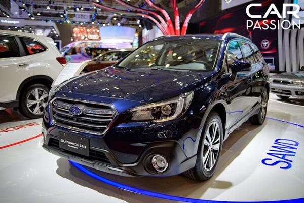 Đánh giá xe Subaru Outback 2020 kèm giá bán 03/2020
