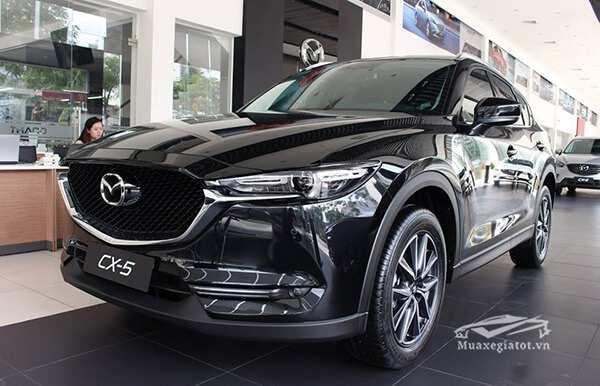 Mazda CX5 cũng đang giảm giá mạnh
