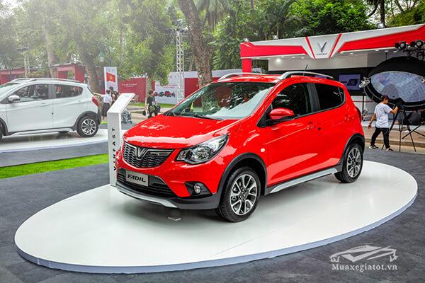17 1 - Chọn mua xe Vinfast Fadil hay chờ Honda Brio ra mắt Việt Nam?