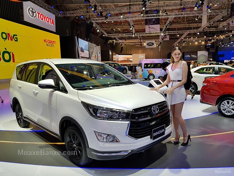 17 - Điểm danh những thay đổi trên Toyota Innova 2021