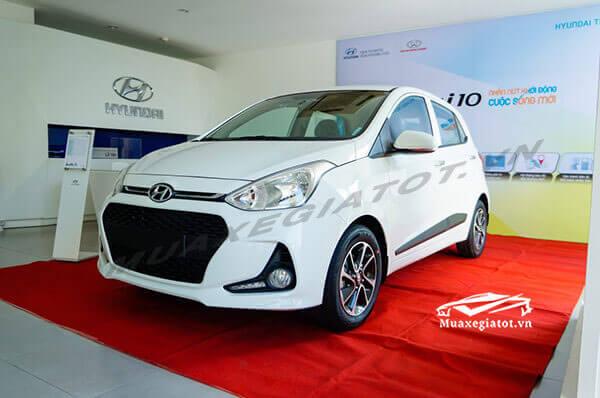 Hyundai Grand i10 là mẫu xe bán chạy nhất phân khúc