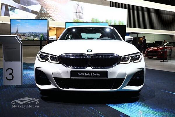 Đánh giá xe BMW 3 series 2020 kèm giá bán 03/2020