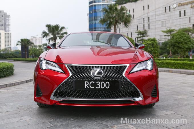 Bảng giá xe Lexus mới nhất tháng 03/2020
