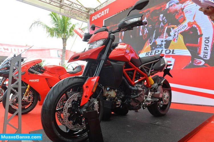Đánh giá xe Ducati Hypermotard 950 2020