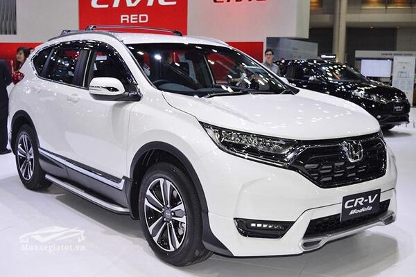 Honda CRV 2020 bản 7 chỗ tại Việt Nam