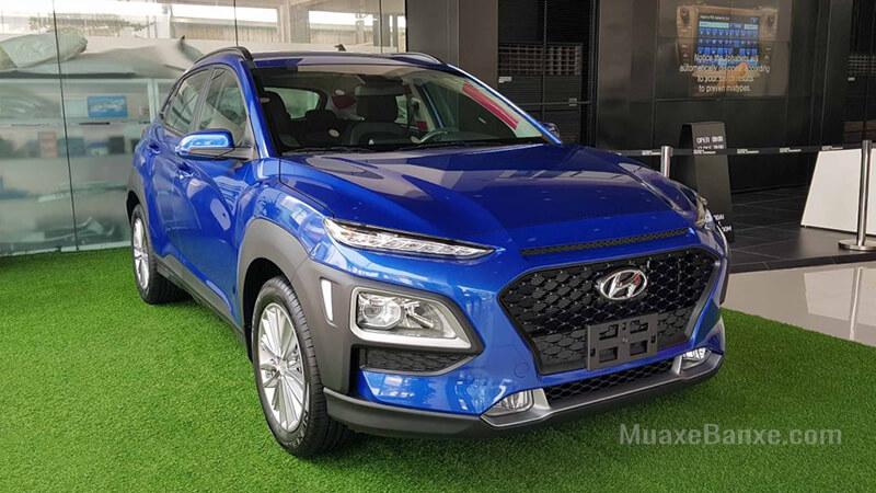 Trong 4 tháng đầu năm 2019, doanh số của Hyundai KONA gần gấp đôi so với Ford EcoSport