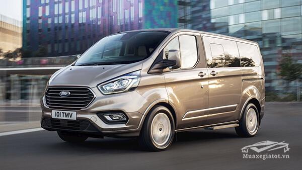 Mẫu MPV 7 chỗ dành cho gia đình Ford Tourneo sẽ được bán ra từ tháng 10/2019.