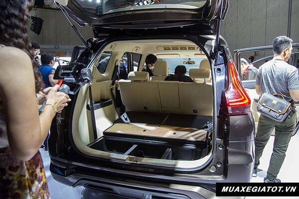 Mitsubishi Xpander có tới 7 chỗ ngồi