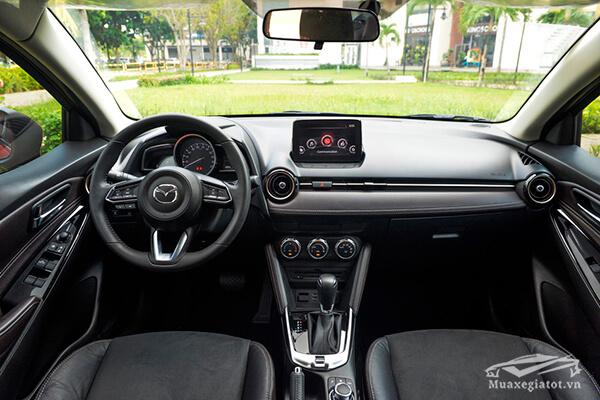 noi that xe mazda 2 2020 sedan muaxebanxe com 22 - Bảng giá xe hatchback hạng B