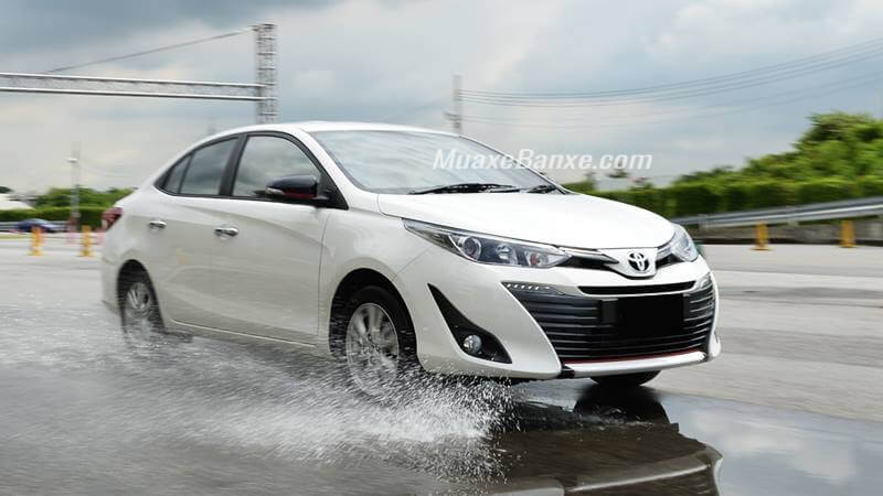 Xe hạng B - Toyota Vios - Doanh số 6403 xe
