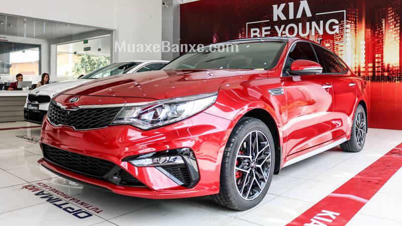 """xe kia optima 2019 muaxegiatot vn - Top 10 ôtô bán """"ế"""" nhất tháng 07/2019"""