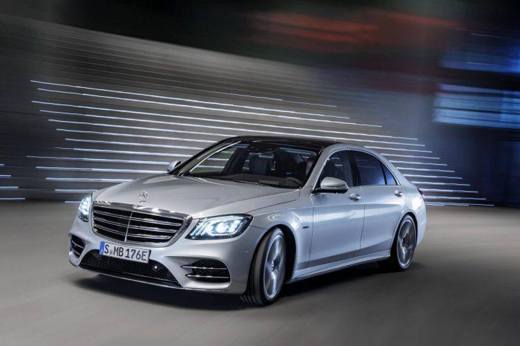 Chi tiết xe Mercedes-Benz S560e 2020 ra mắt Malaysia