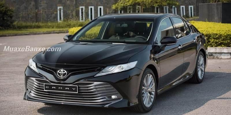 Xe hạng D - Toyota Camry - Doanh số 1187 xe