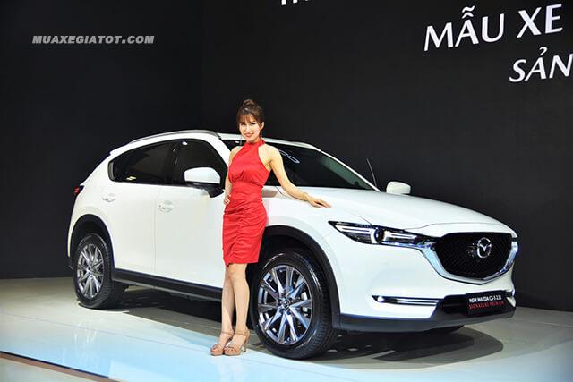 9 - Những thay đổi trên Mazda CX5 2020 mới ra mắt Việt Nam