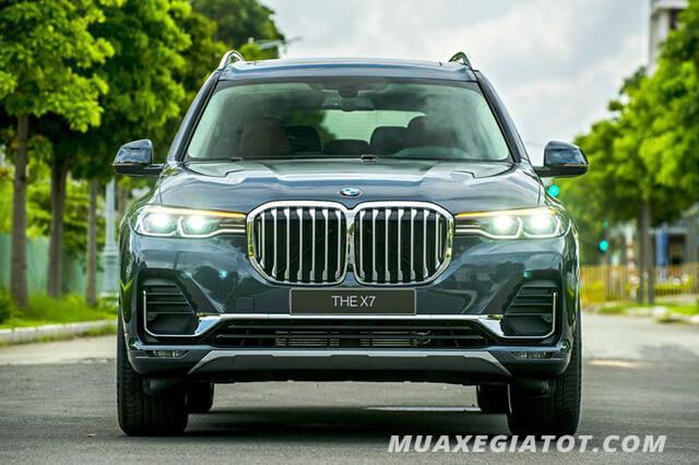 Đánh giá xe SUV 7 chỗ cỡ lớn BMW X7 2020 kèm giá bán 03/2020