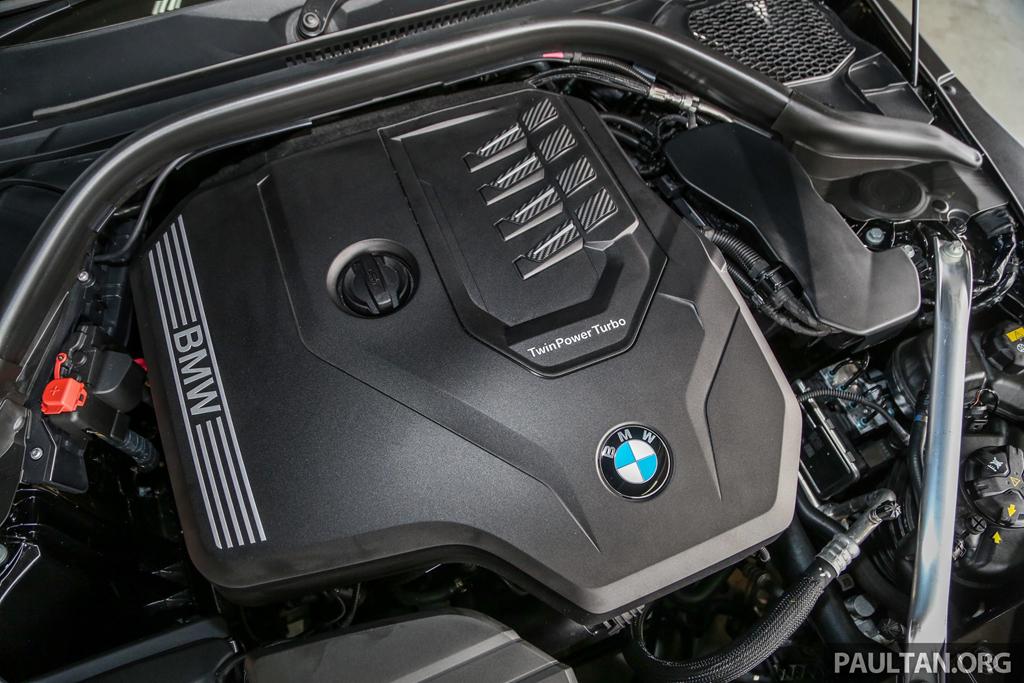 """BMW Z4 sDrive30i 2020 tại Malaysia có """"linh hồn"""" là khối động cơ Xăng 2.0L tăng áp 4 xy-lanh"""