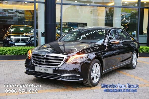 Đánh giá xe Mercedes S450L 2020 kèm giá bán 03/2020