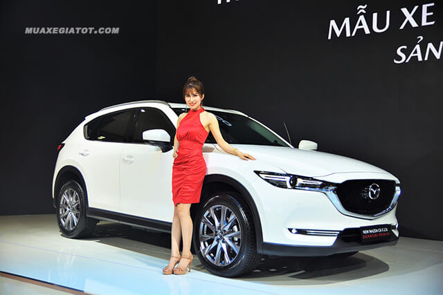 Mazda CX5 2020 bản nâng cấp