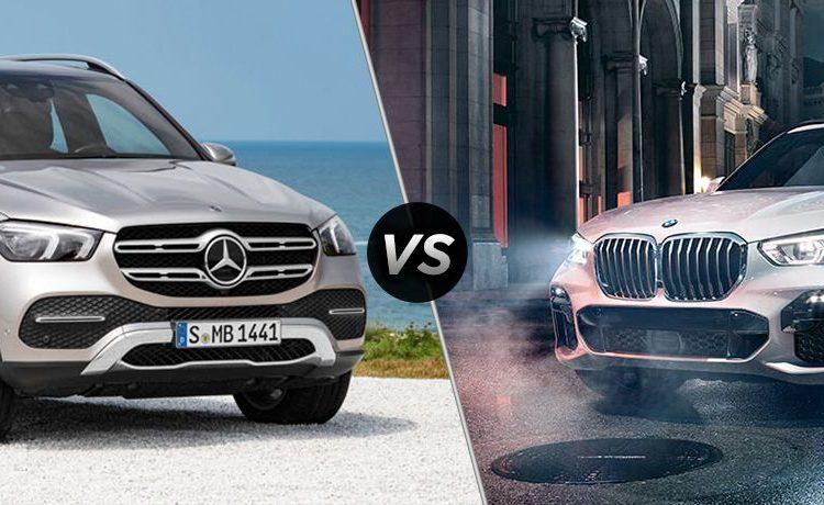 So sánh Mercedes-Benz GLE 2020 và BMW X5 2020