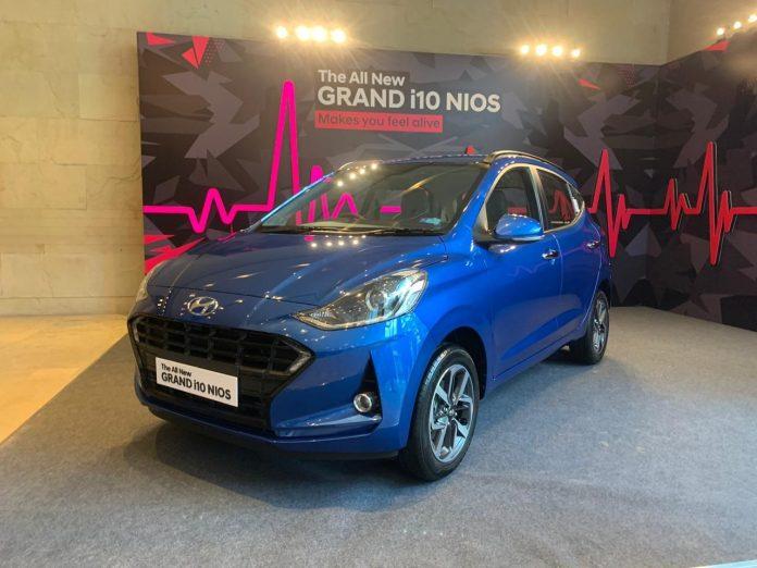 15 - Giới thiệu xe Hyundai Grand I10 Nios 2020 mới ra mắt tại Ấn Độ