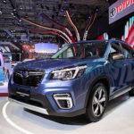 2 1 150x150 - So sánh Subaru Forester 2020 và Mazda CX-5 2020