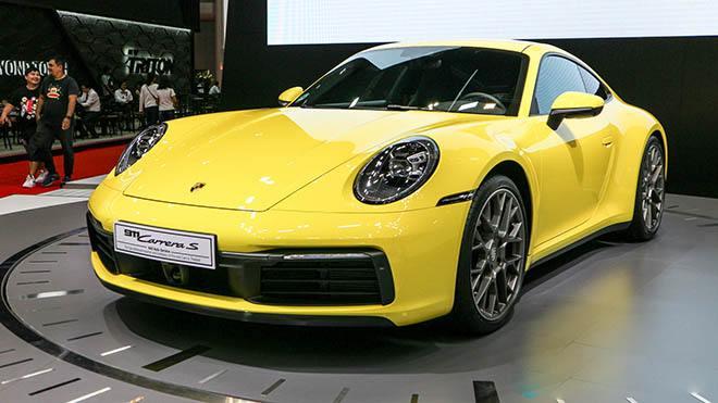 Đánh giá xe Porsche 911 Carrera S 2020 thế hệ mới