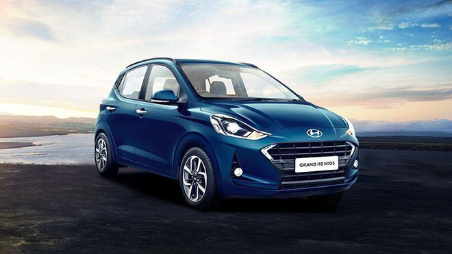 Giới thiệu xe Hyundai Grand I10 Nios 2020 mới ra mắt tại Ấn Độ