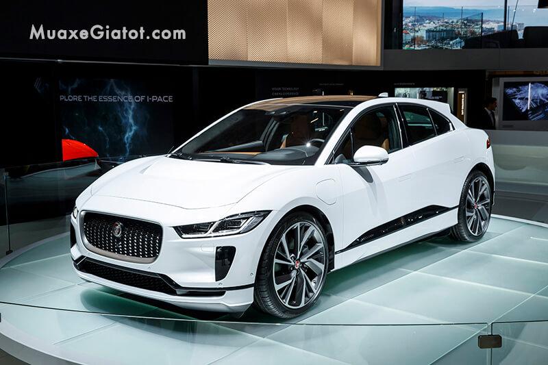 gia xe jaguar i pace 2020 muaxegiatot com - Bảng giá xe Jaguar