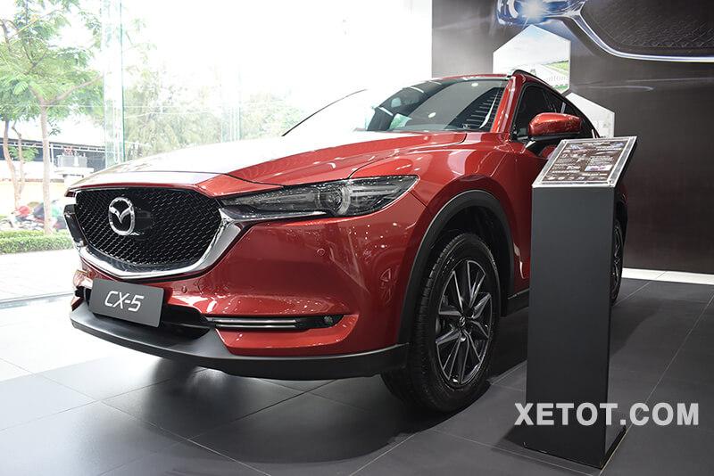 Mazda CX5 là vua doanh số của phân khúc trong năm 2018