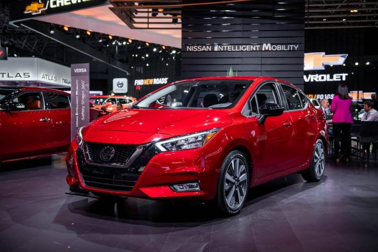 Đánh giá Nissan Sunny 2020 hoàn toàn mới, Về Việt Nam năm nay?