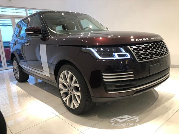 Giá xe Range Rover