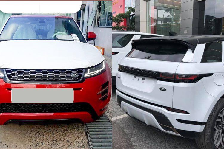 Đánh giá xe Range Rover Evoque 2020 kèm giá bán 03/2020