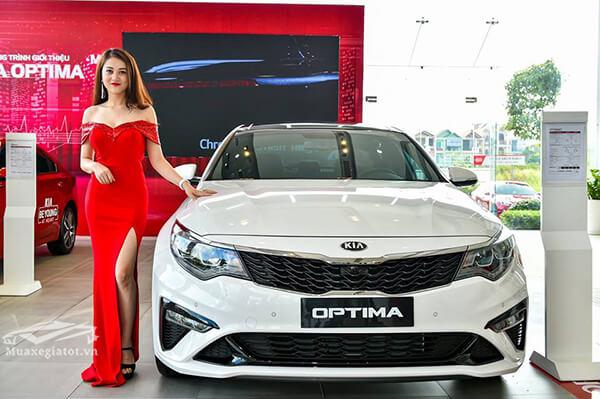 Đánh giá xe Kia Optima 2020 kèm giá bán 03/2020