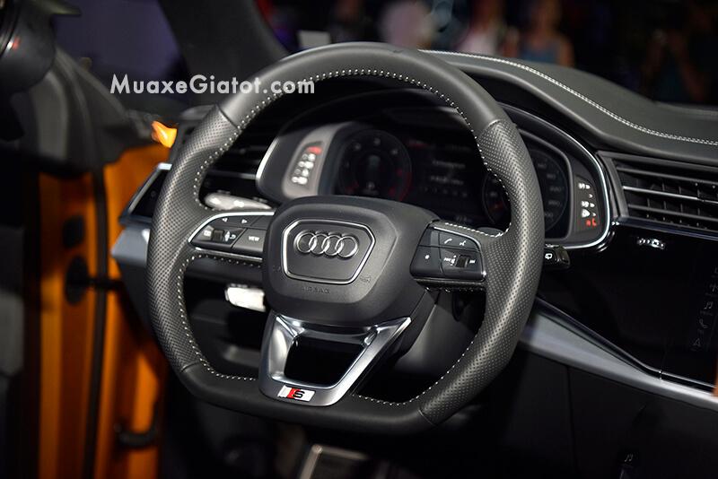 vo lang audi q8 2020 muaxegiatot com - Giá xe Audi Q8 2021: thông số, giá lăn bánh, khuyến mãi (04/2021)