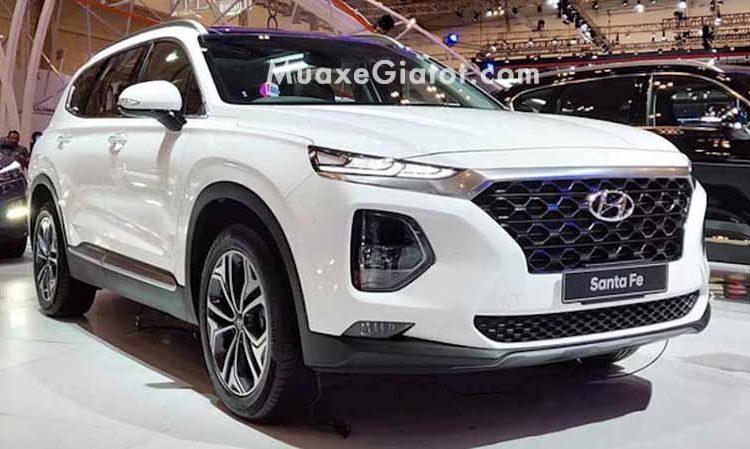 """Chi tiết Hyundai SantaFe 2.2 Dầu 2020 – 1 trong 2 phiên bản giá rẻ """"kịch sàn"""" của SantaFe"""