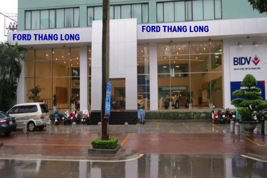 1 - Giới thiệu đại lý Ford Thăng Long