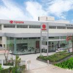11 150x150 - Giới thiệu Đại lý Toyota Giải Phóng