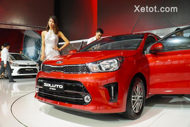 11 2 - Kia Soluto 2020 và Toyota Vios 2020: kỳ phùng địch thủ