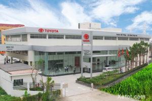 11 300x200 - Giới thiệu Đại lý Toyota Giải Phóng