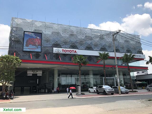 14 - Giới thiệu đại lý Toyota Đông Sài Gòn