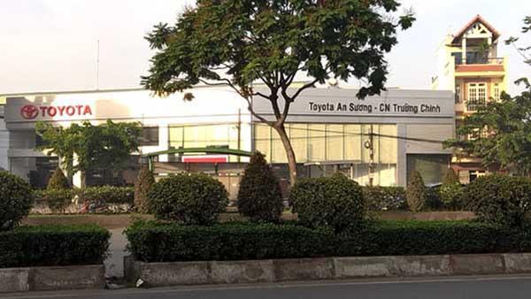 2 - Giới thiệu đại lý Toyota An Sương