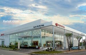 9 1 300x192 - Giới thiệu đại lý Toyota Phú Mỹ Hưng Quận 7, Tp. HCM