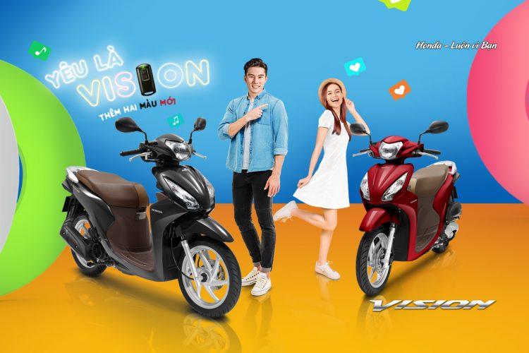 """Đánh giá Honda Vision 2020: """"thách thức"""" Yamaha Janus"""