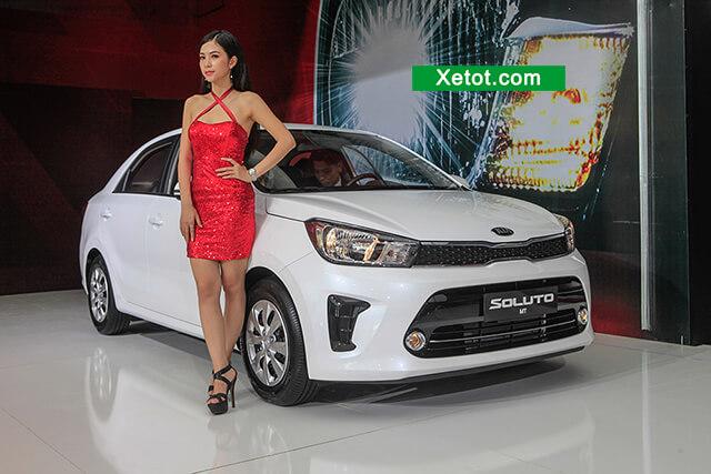Có nên tậu sedan số sàn rẻ nhất phân khúc B Kia Soluto MT?